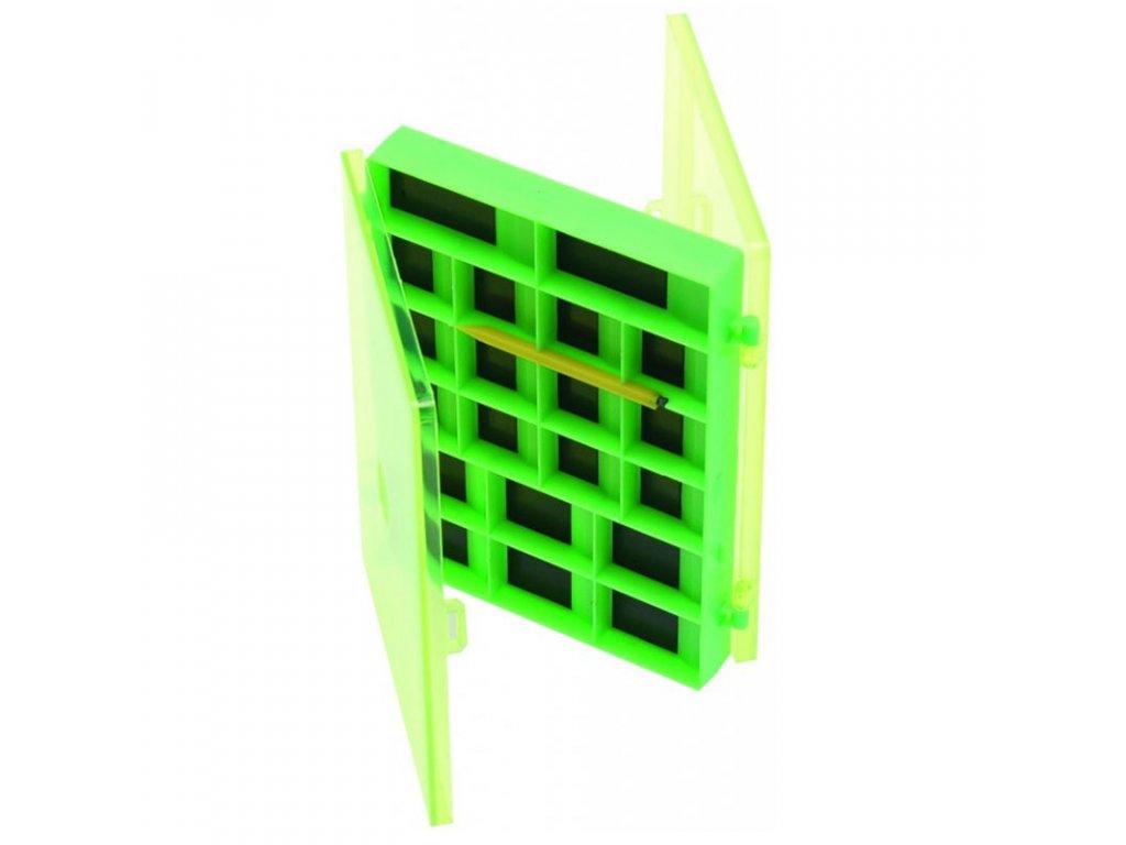 Magnetická krabička na háčky
