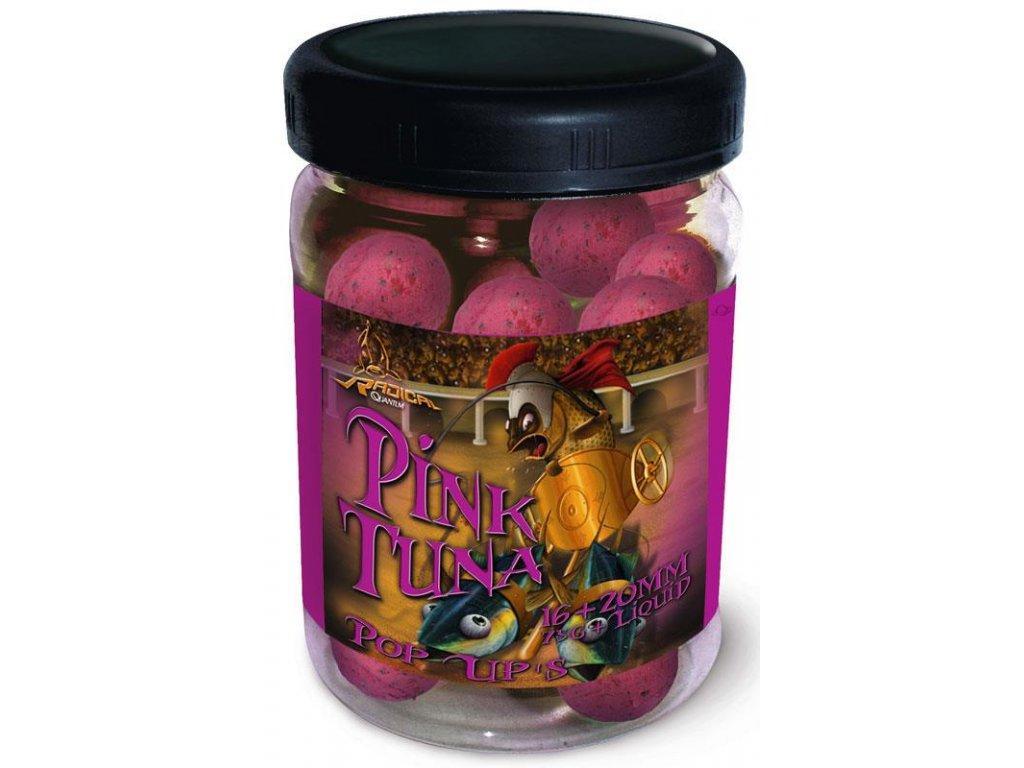 Radical Pink Tuna POP UP