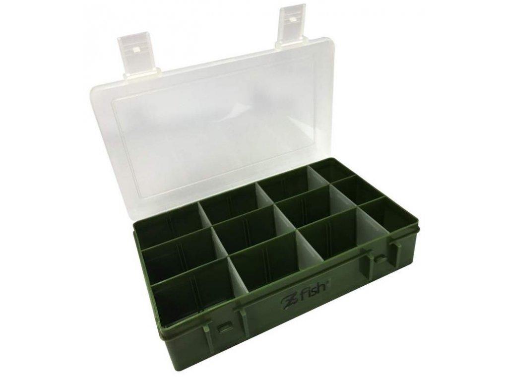 krabička na rybářské příslušenství Super box L