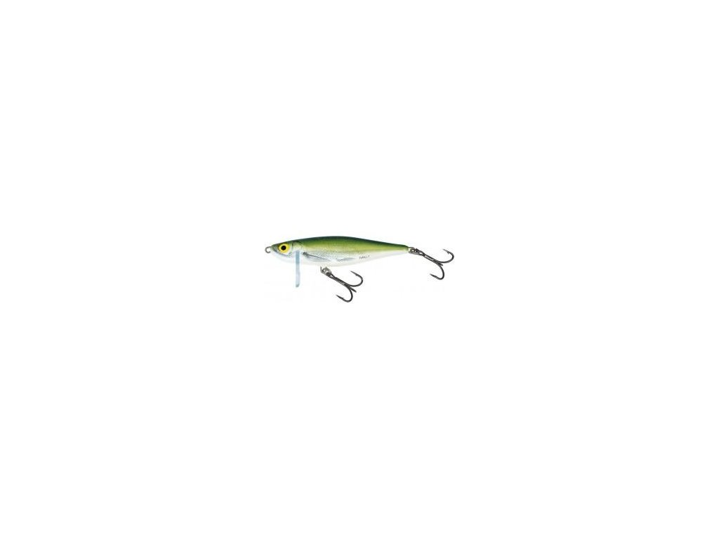 Wobler Salmo THRILL-OB