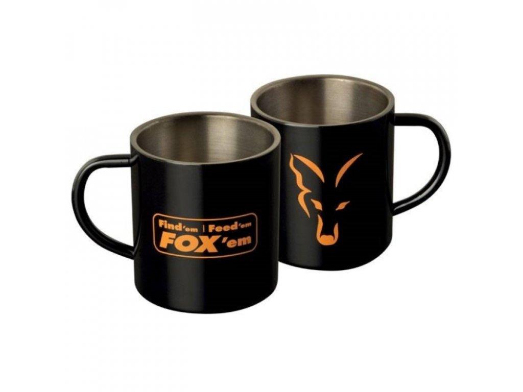 7394 fox stainless mug 0 4l