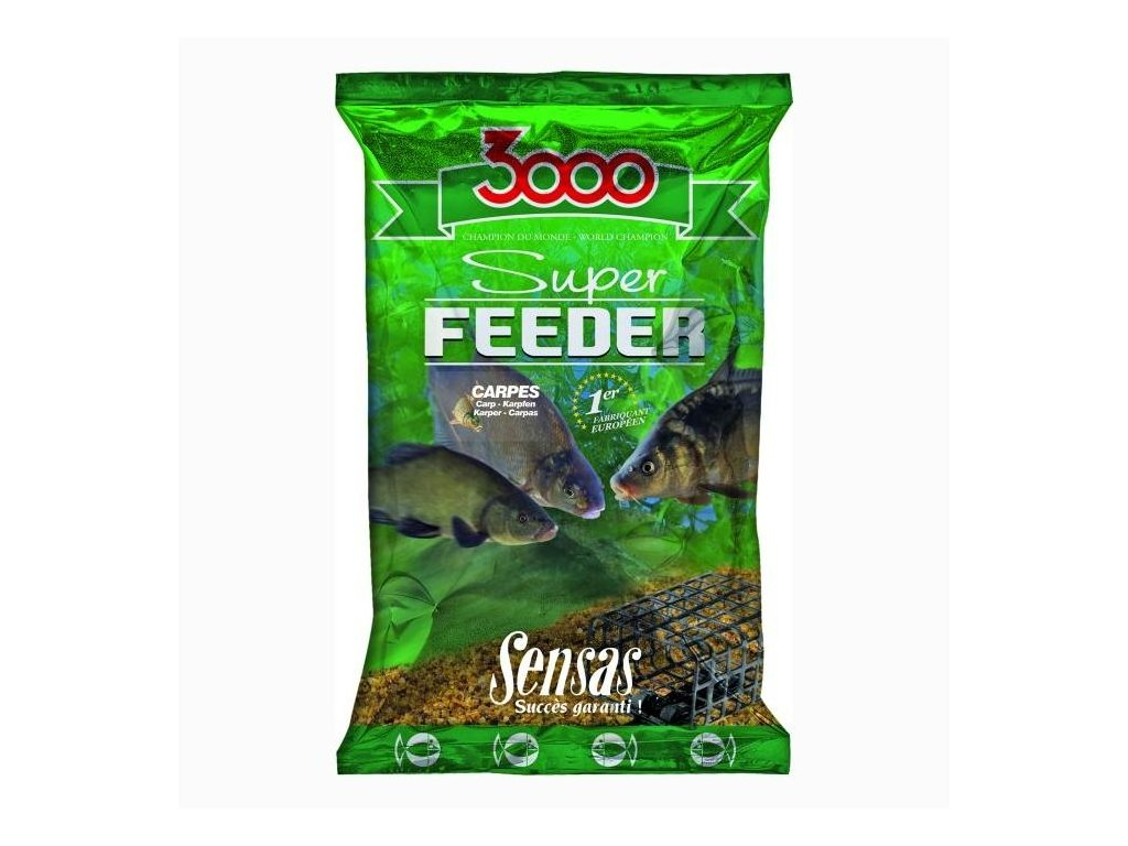 Sensas 3000 Super Feeder Carp