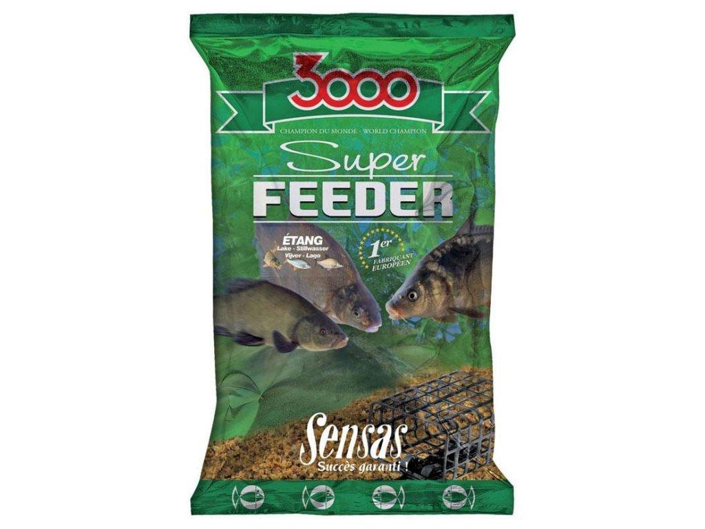 827 sensas 3000 super feeder etang