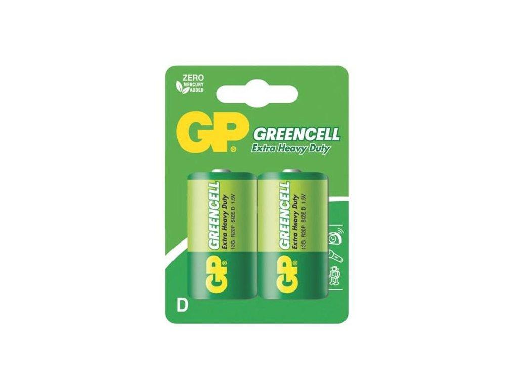 GP Greencel D 1,5V