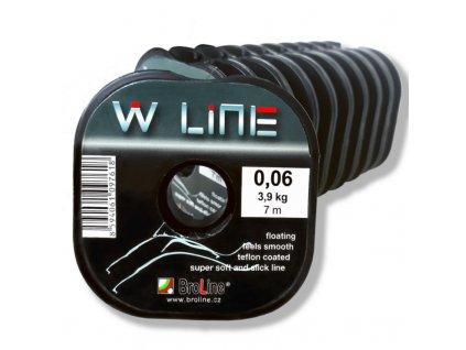 Broline W-line extra thin 7m