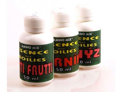 Esence do boilie a vnadících směsí 25ml (Příchutě Ananas)