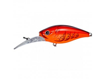 11444 wobler gunki gigan 5 5cm f contrast red craw