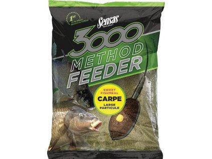 Sensas 3000 Method Feeder Carpe