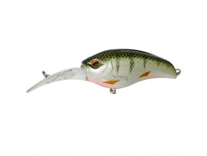 Wobler Gunki Gigan 5,5cm F Green Perch