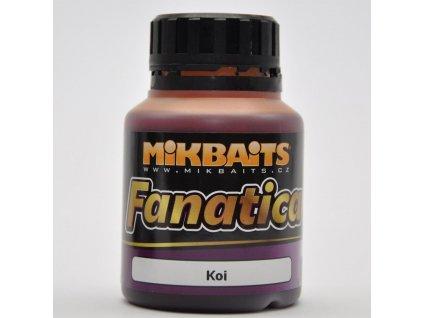 Mikbaits Fanatica ultra dip 125ml (Příchutě Koi)