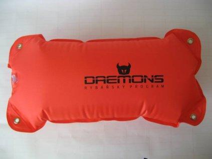 Bójka sumcová nafukovací DAEMONS velká (Barva Červená)