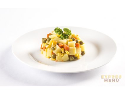 Expres Menu Brambory se zeleninou