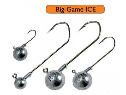 Jig Ice Fish Sea Guru BIG-GAME (Big-Game 40g háček 2/0 3ks)