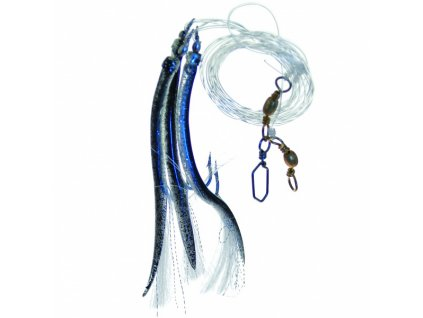 návazec moře trubičky černé