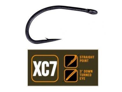 Kaprový háček Prologic XC7 10ks (Velikost háčku 2)