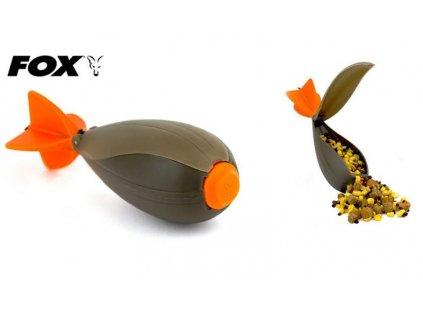 FOX Raketa zakrmovací Impact Spod - Medium