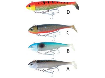 Ryba MOBY 30cm (Barva A)