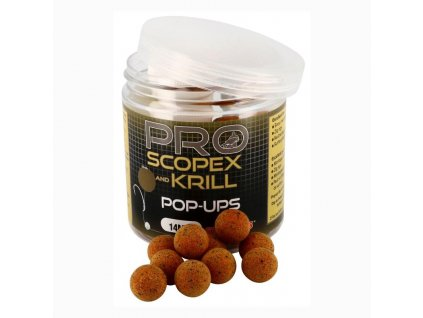 STARBAITS Scopex Krill 60g Pop-Up
