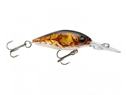 2126 tc belly diver mini 3 8cm brown