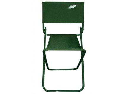 Rybářská židlička X s opěrkou