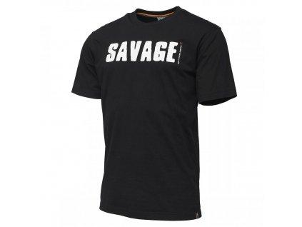 Tričko Savage Gear TEE (Textil-velikosti L)