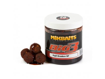 Mikbaits boilie v dipu Big B