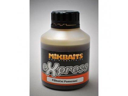 Mikbaits eXpress booster 250ml (Příchutě Půlnoční pomeranč)