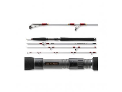 Prut Team Daiwa Travel Pilk 2,25m 150-250g