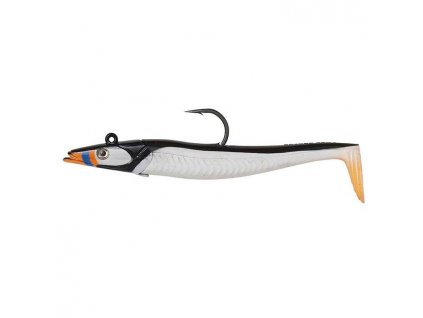 Nástraha na halibuty SG Sandeel 20cm 150g Puffin