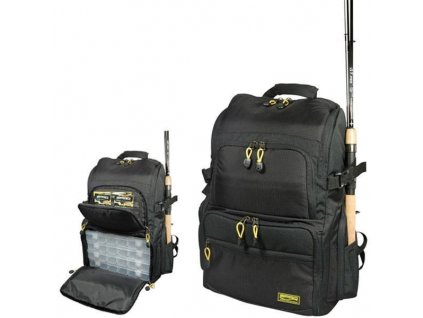 Batoh SPRO BACK PACK + 4box
