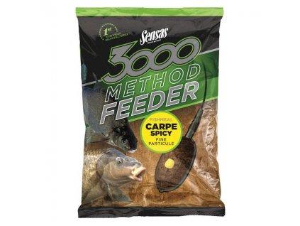 Sensas 3000 Method Feeder Carpe Spicy