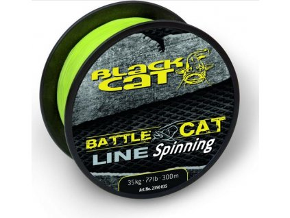 Black Cat Battle Cat Spinning 150m