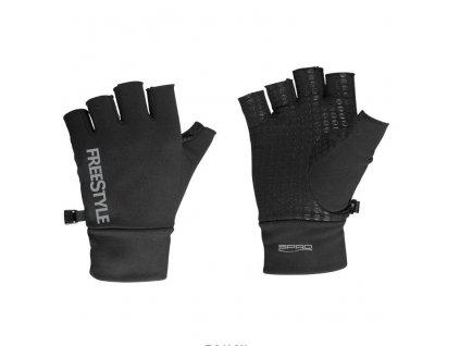 Spro FreeStyle Fingerless rukavice (Velikost XL)