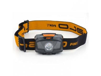 čelovka fox halo 200