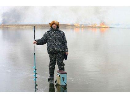 Vrták do ledu