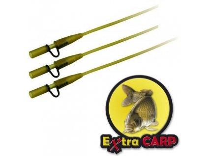 Extra Carp Heavy Lead Clips with Camo Tubing