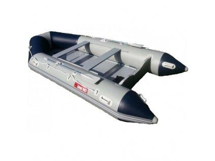 Nafukovací loď s pevnou podlážkou boat007 A290