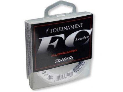 Fluorocarbon Daiwa Tournament 50m (Vlasce - průměry 0,16mm 1,95kg)