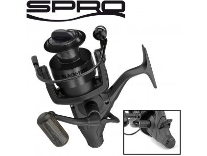 SPRO Black Free 555