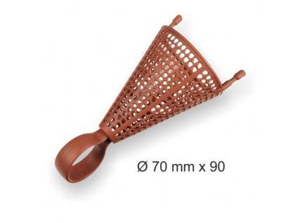 Košík na rybářský prak Stonfo Maxi Cone