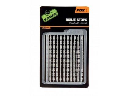 FOX Zarážky EDGES Boilie Stops Standard