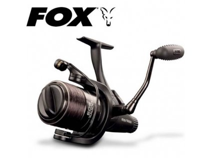 Naviják Fox EOS 10000