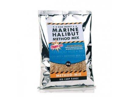 Vnadící směs Marine Halibut 2kg