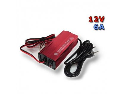 Nabíječka na  baterie 12V 6Ah FST 1206