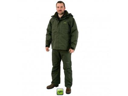 Giants Fishing Bunda + kalhoty Exclusive 3in1 (Velikost L)