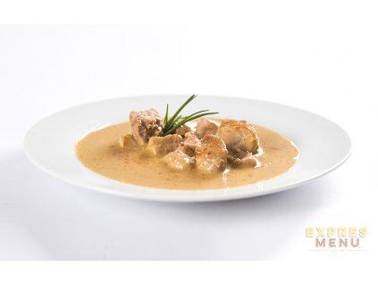 2 porce Expres Menu Kuře na paprice
