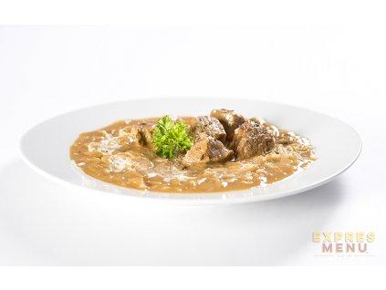 2 porce Expres Menu Segedínský guláš