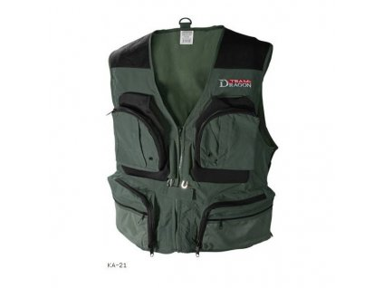 Rybářská vesta TD neopren-TEX (Textil-velikosti XL)