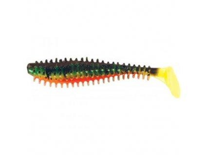 Fox Rage Spikey Shad 12cm Fire Tiger
