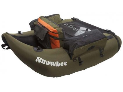 30626 belly boat snowbee float tube kit
